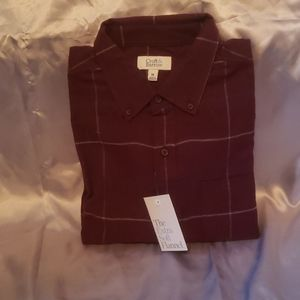 Croft and Barrow The Extra Soft Fannel Size M